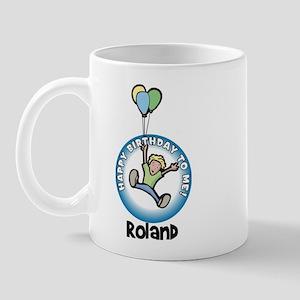 Roland: Happy B-day to me Mug
