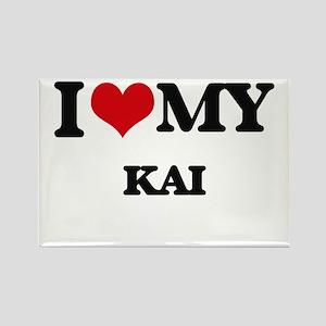 I love my Kai Magnets