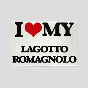 I love my Lagotto Romagnolo Magnets