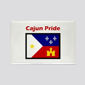 ACADIANA CAJUN PRIDE Magnets