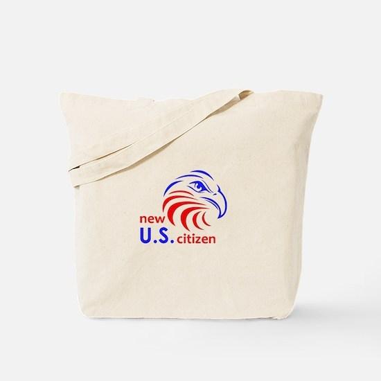 NEW US CITIZEN Tote Bag