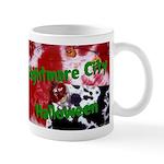 Nightmare City Halloween Mug