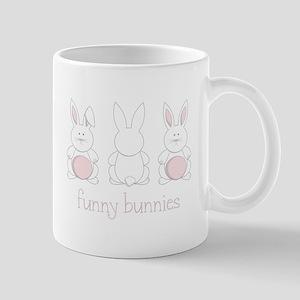 Funny Bunnies Mugs