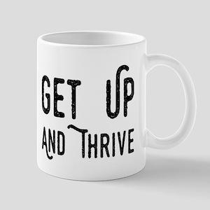 Get Up And Thrive Mugs