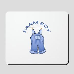 FARM BOY Mousepad