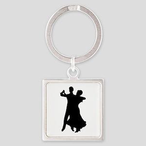 BALLROOM DANCERS Keychains