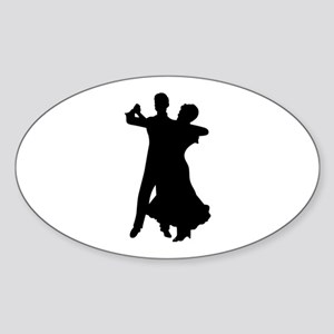 BALLROOM DANCERS Sticker