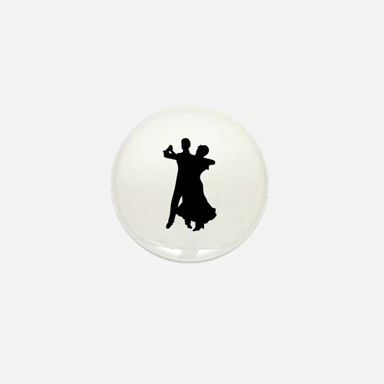 BALLROOM DANCERS Mini Button