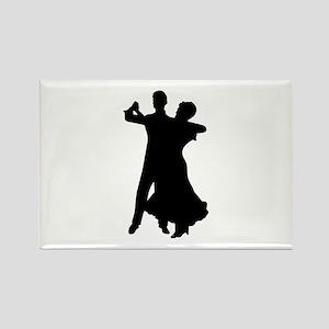 BALLROOM DANCERS Magnets