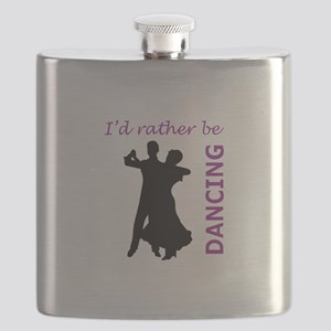 RATHER BE DANCING Flask