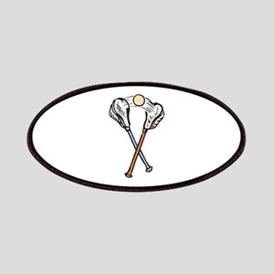 LACROSSE Patches