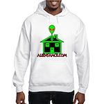 AlienShack Logo Hooded Sweatshirt
