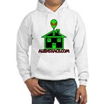 AlienShack Logo Hooded Sweatshirt