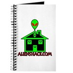 AlienShack Logo Journal