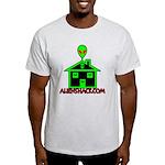 AlienShack Logo Light T-Shirt