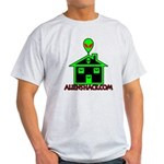 AlienShack Logo Light T-Shirt