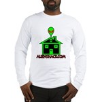 AlienShack Logo Long Sleeve T-Shirt