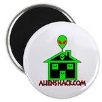 AlienShack Logo Magnet