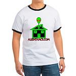 AlienShack Logo Ringer T