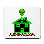 AlienShack Logo Mousepad
