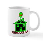 AlienShack Logo Mug