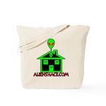 AlienShack Logo Tote Bag
