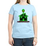 AlienShack Logo Women's Light T-Shirt