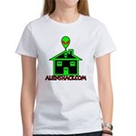 AlienShack Logo Women's T-Shirt