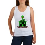 AlienShack Logo Women's Tank Top