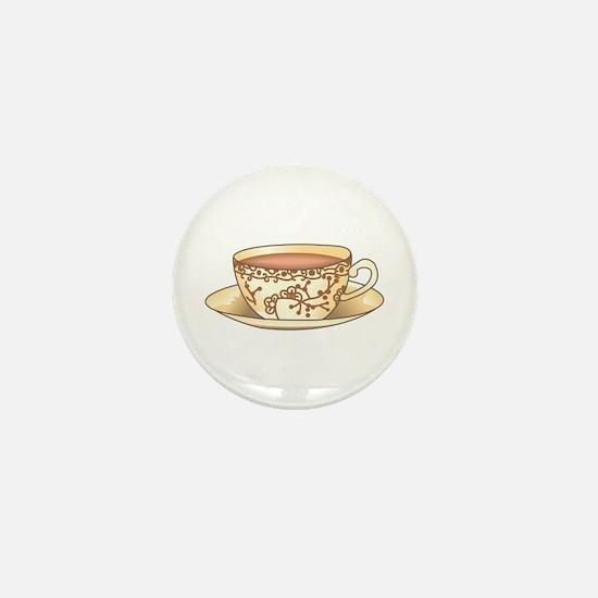 CUP OF TEA Mini Button