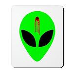 Dead Alien Mousepad