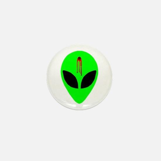 Dead Alien Mini Button
