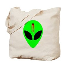 Dead Alien Tote Bag
