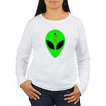 Dead Alien Women's Long Sleeve T-Shirt
