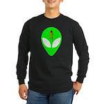 Dead Alien Long Sleeve Dark T-Shirt