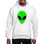 Dead Alien Hooded Sweatshirt