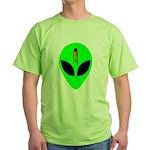 Dead Alien Green T-Shirt