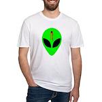 Dead Alien Fitted T-Shirt