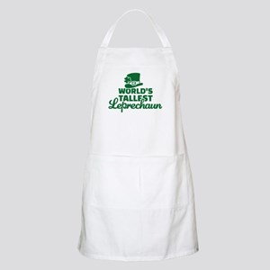 World's tallest Leprechaun Apron