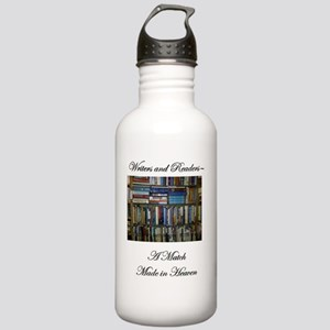 Writers and Readers Stainless Water Bottle 1.0L
