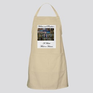Writers and Readers Apron