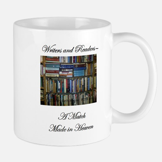 Writers and Readers Mugs