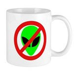 No More Aliens Mug