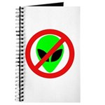 No More Aliens Journal