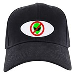No More Aliens Black Cap
