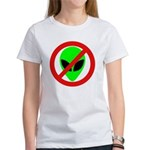 No More Aliens Women's T-Shirt