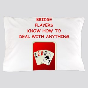 duplicate bridge Pillow Case