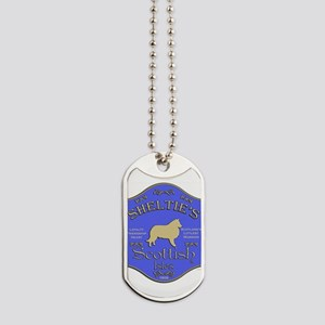 Shelties Pub Dog Tags