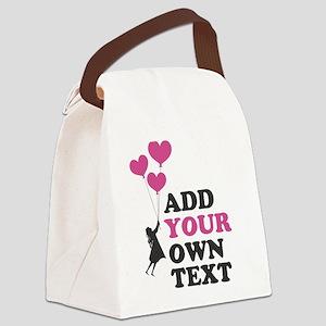 take me far away Canvas Lunch Bag