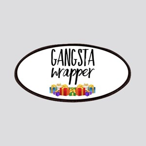 Gangsta Wrapper Patch